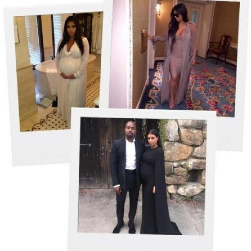 """A través de su sitio web, Kim Kardashian aseguró que """"el embarazo es la peor experiencia"""". Foto:Twitter/KimKardashian"""