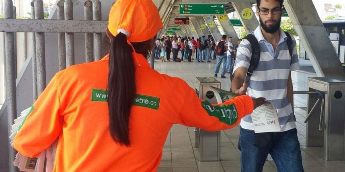 Metro Colombia crece con su nueva circulación nacional