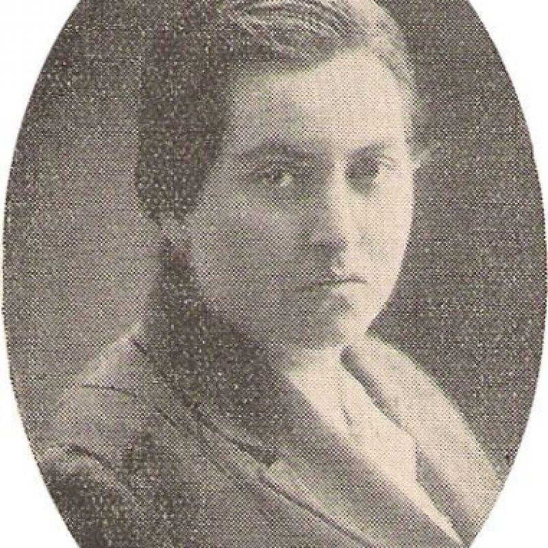 La chilena fue reconocida en 1945 con el Premio Nobel de Literatura Foto:Wikipedia