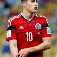 5. Colombia / James Rodríguez Foto: Getty Images