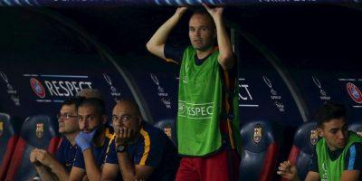 """Es español y juega como mediocampista. Por su visión de juego le llaman """"el cerebro"""" del Barça. Foto:Getty Images"""