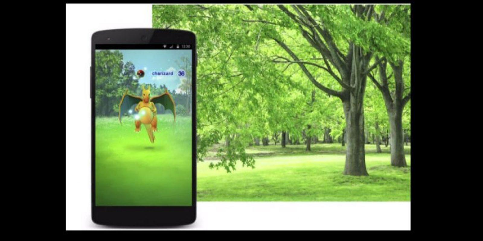 Funcionará gracias a una pulsera que será como una pokebola, y un sensor de en la cámara para poder capturar a los personajes. Foto:Bandai/Nintendo