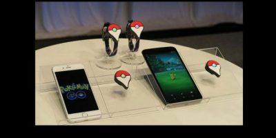 8.- Pokémon Go Go será el primer juego en realidad virtual que les permitirá atrapar estos seres en la vida real. Foto:Bandai/Nintendo