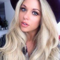Es hijastra de Paul Gascoigne, exfutbolista inglés, con quien actualmente, tiene una buena relación a pesar de los escándalos. Foto:Vía instagram.com/biancagascoigne1