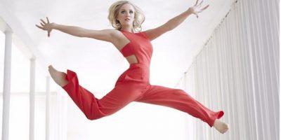 Es hija del campeón olímpico en gimnasia artística, Valeri Liukin. Foto:Vía instagram.com/nastialiukin