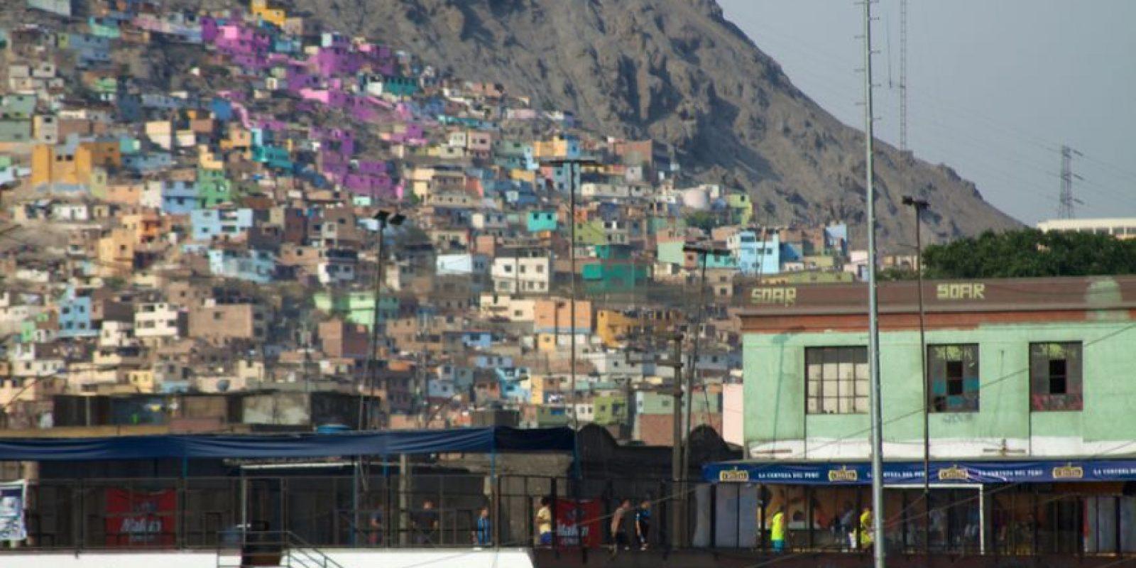 Miembros de familia peruana están en disputa por falta de dinero. Foto:Getty Images
