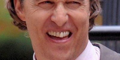 Matthew McConaughey y su insólito cambio físico