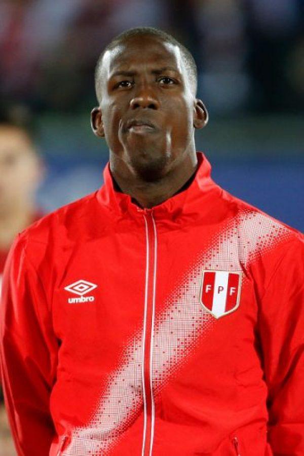 Luis Advíncula (Perú/Bursaspor) Foto:Getty Images