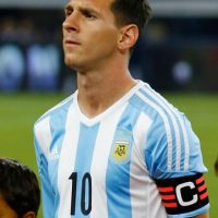 Delanteros: Lionel Messi (Argentina/Barcelona) Foto:Getty Images