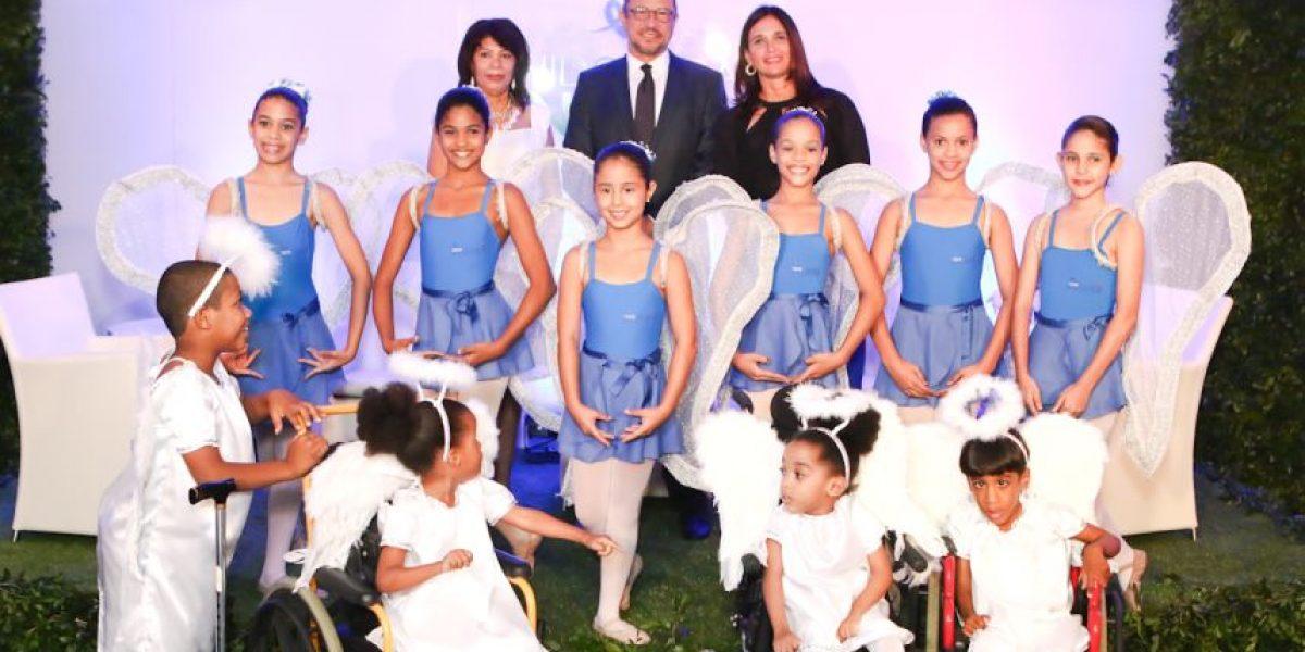 Nidos para Ángeles y su gala benéfica 2015