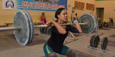 Yuderquis Contreras practica concientemente para subir de categoría y ser competitiva en los 58 kilogramos, tras dominar los 53. Su meta es estar en Río de Janeiro 2016 como opción de medalla Foto:Mario De peña