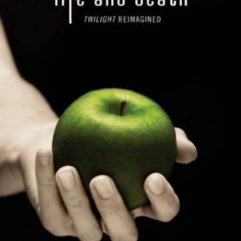 """y ahora """"Life and Death: Twilight Reimagined"""". Una historia paralela a la de """"Crepúsculo"""" Foto:pinterest"""