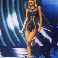 1- Taylor Swift. Foto:instagram.com/taylorswift