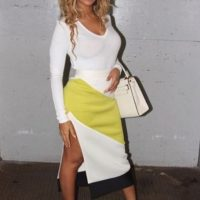 3- Beyonce. Foto:instagram.com/beyonce