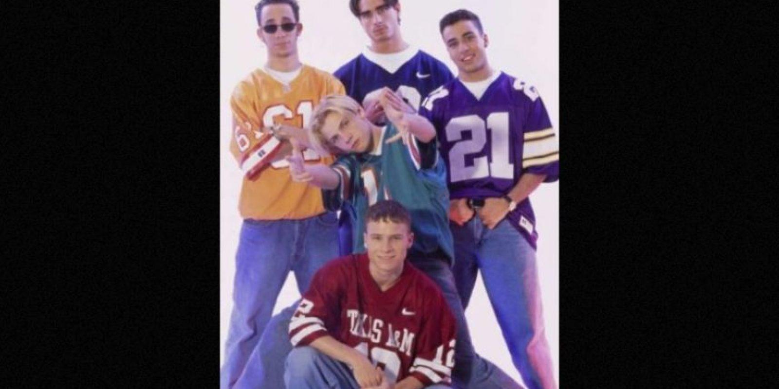Backstreet Boys Foto:Facebook/BackstreetBoys