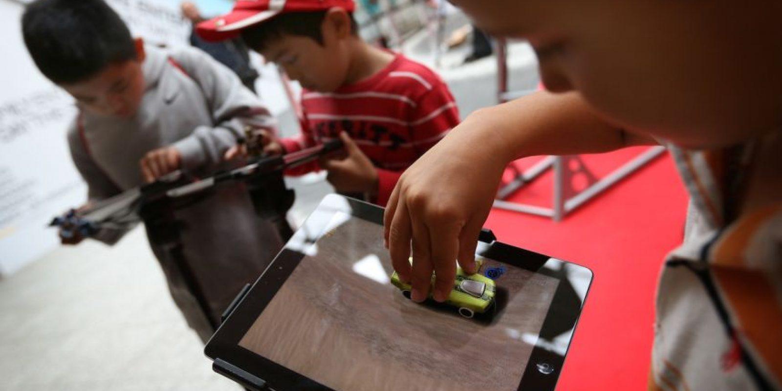 17- La importancia de la privacidad. Que los niños sepan lo importante que es no dar información personal a gente desconocida. Foto:Getty Images