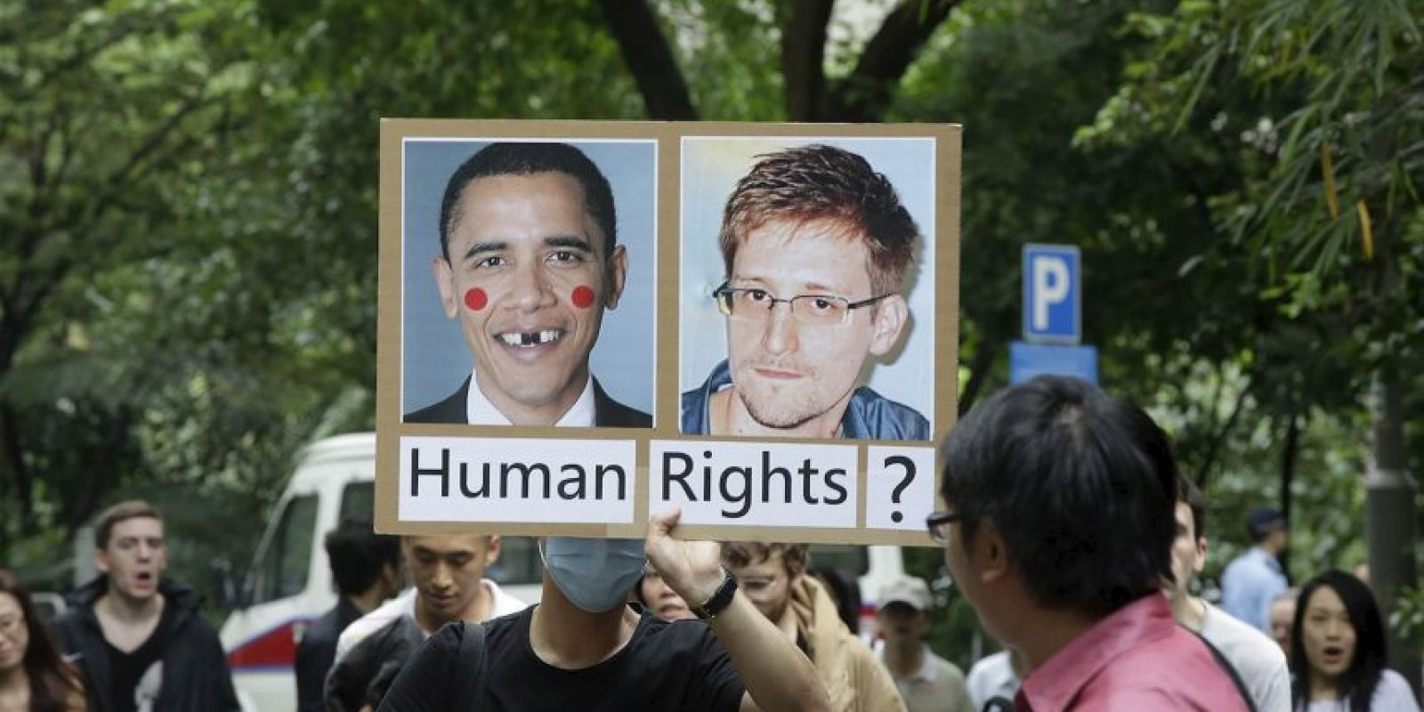 Algunas personas lo catalogaron de traidor y otros de héroe. Foto:Getty Images