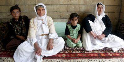 Muchas de ellas son víctimas de abuso físico y sexual. Foto:Getty Images