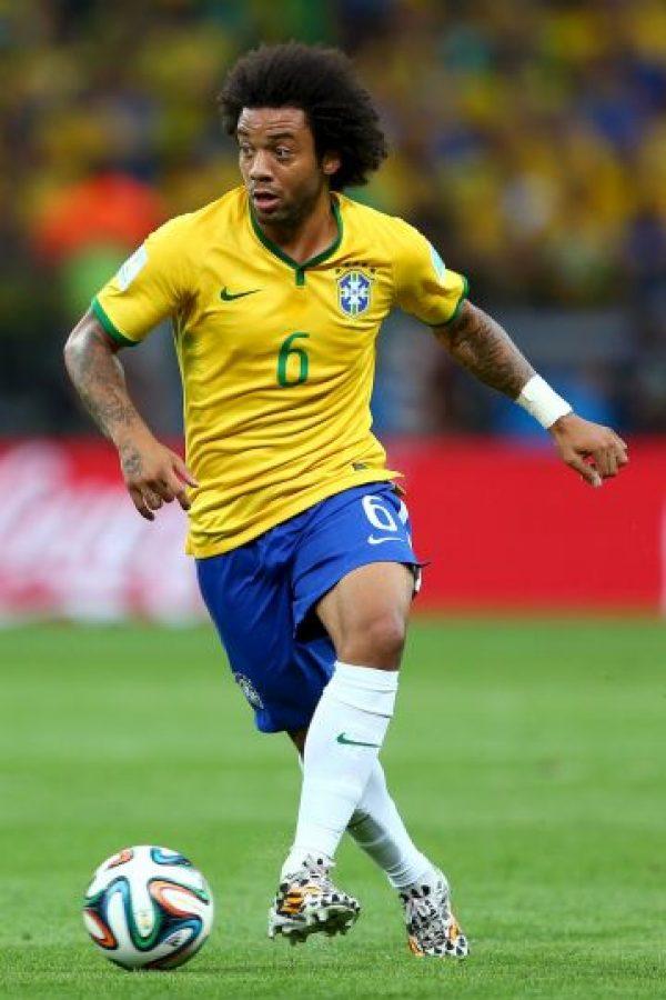 El brasileño es de los pocos jugadores de esa selección que mantienen un buen nivel de manera constante. Será uno de los líderes de un Brasil que busca recuperar la grandeza. Foto:Getty Images