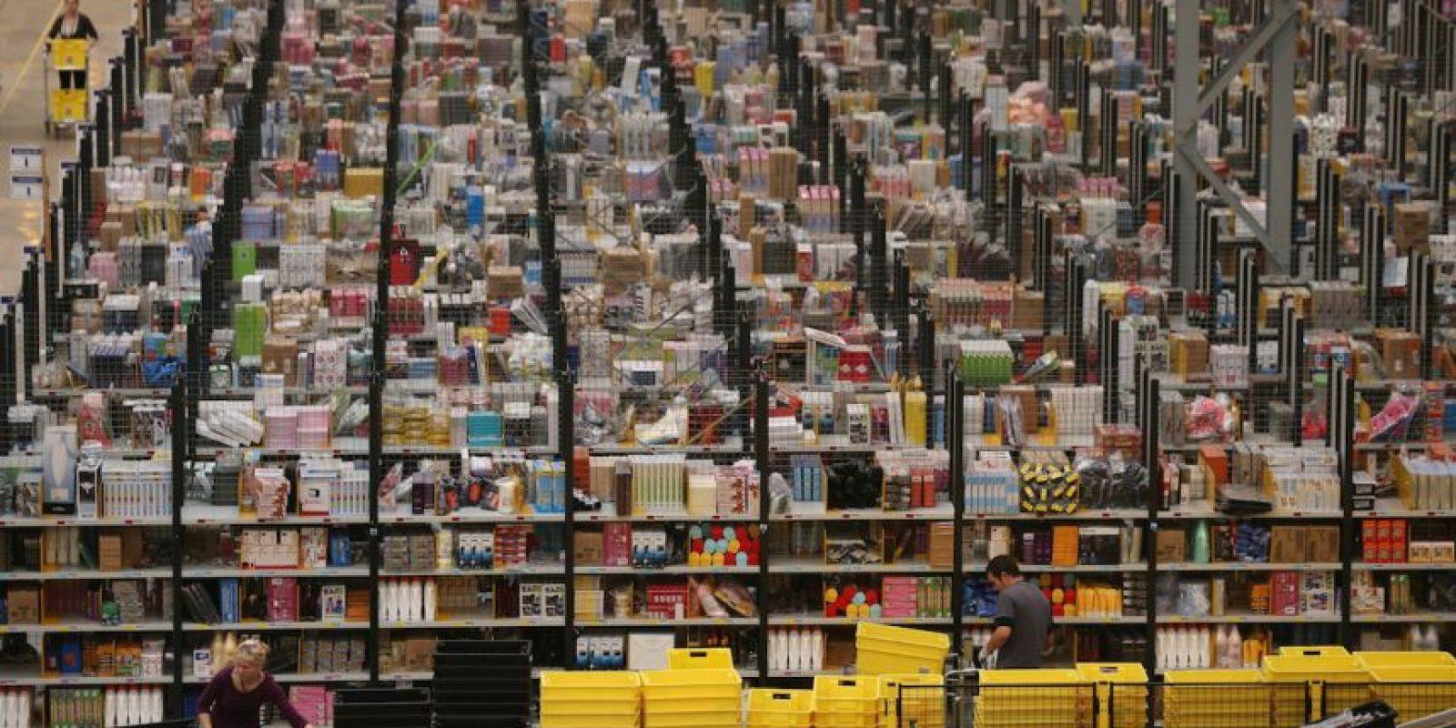 Los productos están en grandes almacenes. Foto:Getty Images