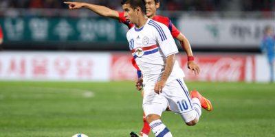 El delantero paraguayo tiene un valor de 3.75 millones de euros Foto:Getty Images