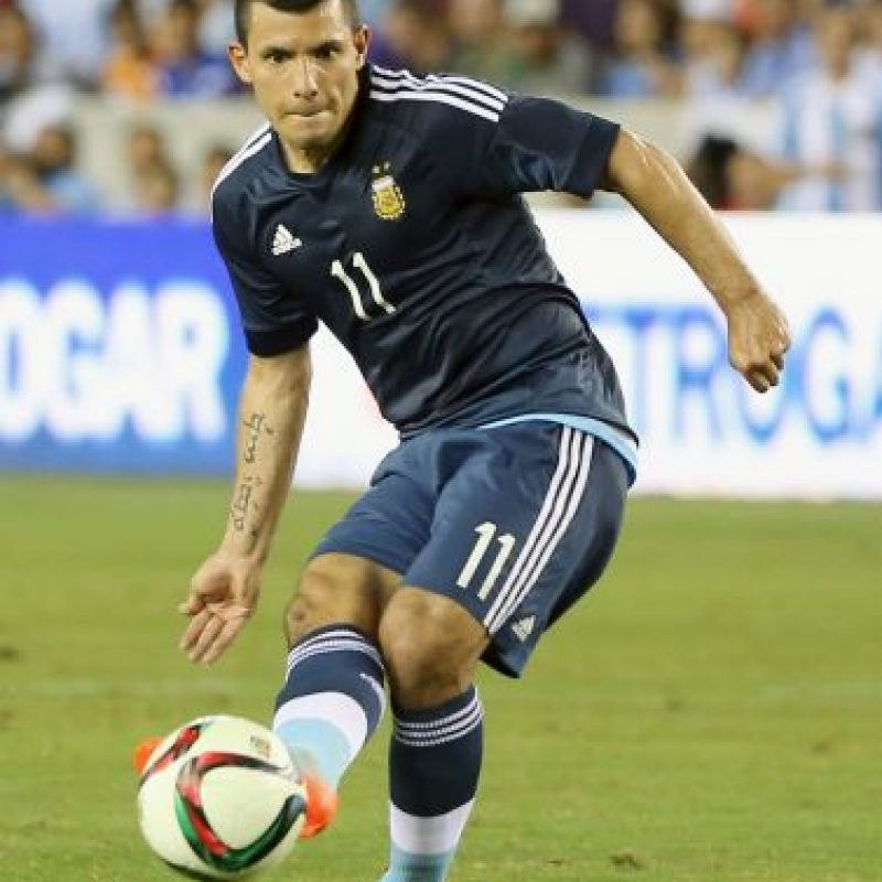 Tras la baja de Messi, es el hombre más valioso de Argentina con un valor de 60 millones de euros Foto:Getty Images