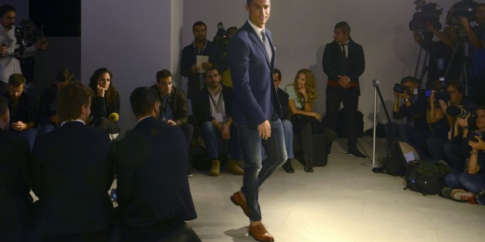 """Después pasó a los zapatos y a su propia fragancia, """"Legacy"""", que fue presentada hace algunas semanas. Foto:Getty Images"""
