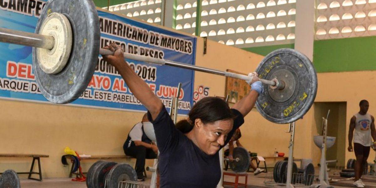 Yuderquis Contreras inicia subida de peso