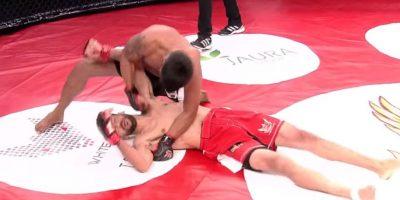 Video: Peleador de artes marciales mixtas fue noqueado por arrogante