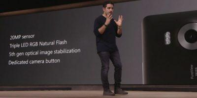 El cambio empieza con unos terminales, Lumia 950 y Lumia 950 XL, con refrigeración líquida Foto:Microsoft