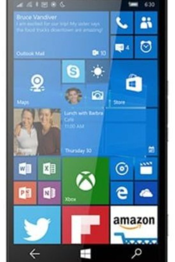 Con un precio de 549 dólares Foto:Microsoft