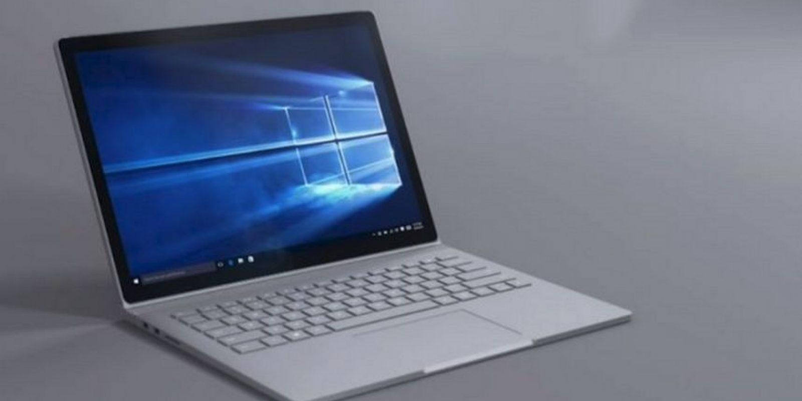 Tendrá una autonomía de 12 horas. Foto:Microsoft