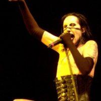 Desde ahí, Manson ha sido considerado un ícono controversial. Foto:vía Getty Images