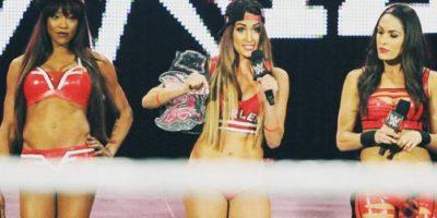 Filtran foto desnuda de diva excampeona de la WWE