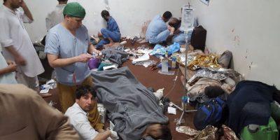 Médicos sin Fronteras reclamó esta situación Foto:AFP