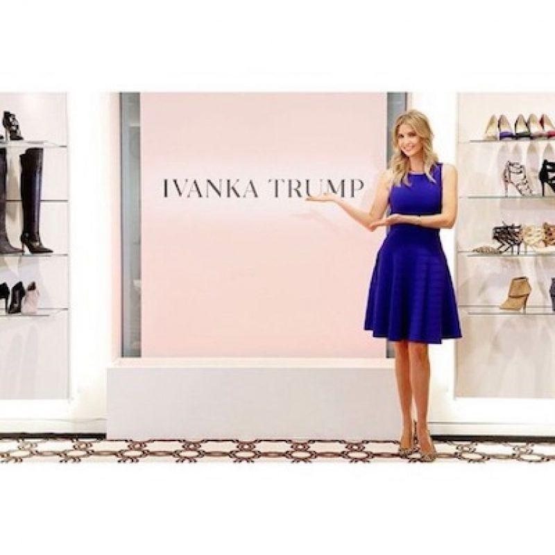 Ivanka Trump, su hija Foto:Instagram.com/ivankatrump