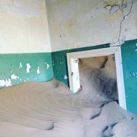 Kolmanskop, en Nambia Foto:Instagram.com