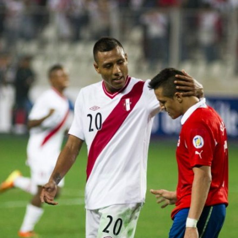 Perú vs. Chile en el Estadio Nacional de Lima. Foto: Getty Images