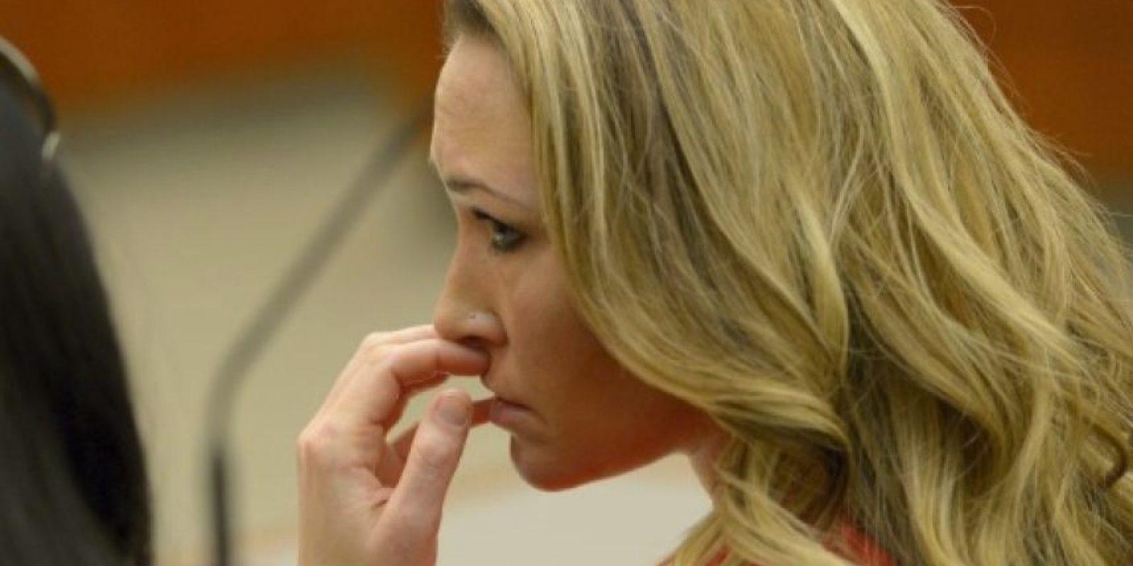 Otros casos similares son los de profesoras acusadas de tener sexo con sus alumnos, como los siguientes: Foto:AP