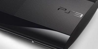 PlayStation 3 Slim negro. Foto: Sony
