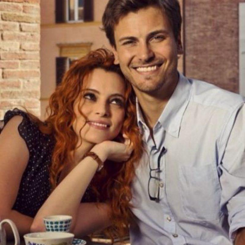 Y ahora vive en Roma, donde ha colaborado en series de televisión y cortometrajes. Foto:vía instagram.com/andresgill
