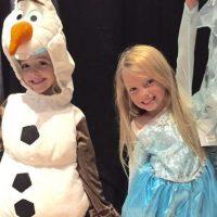 """Es fan de los personajes de la película """"Frozen"""". Foto:vía instagram.com/miatalerico101"""