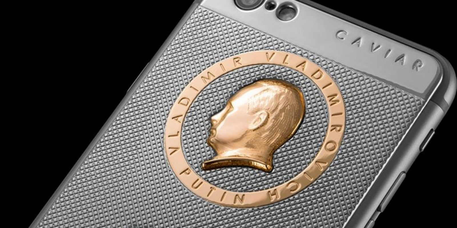 Es un smartphone lleno de lujo. Foto:vía caviar-phone.ru
