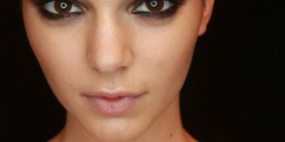Tendencia: drama, sobriedad y glamur en el maquillaje de otoño