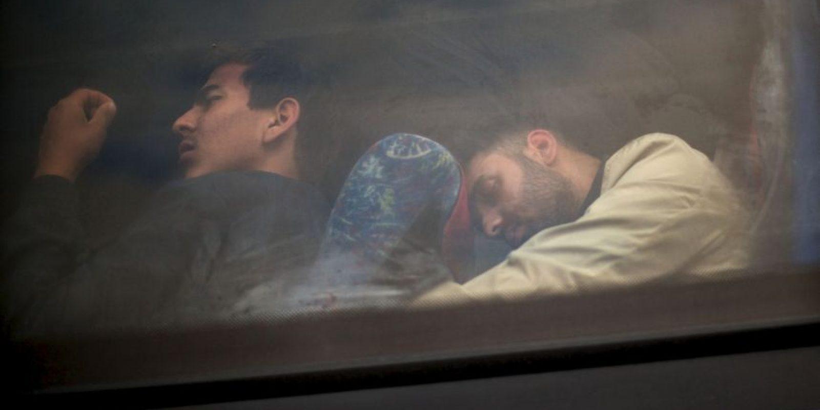 Más de 630 mil personas han llegado como migrnates a Europa, tras arriesgar sus vidas en peligrosas travesías. Foto:Getty Images
