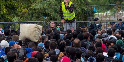 Cuentan con capítulos en diversa spartes del mundo dedicados a la ayuda humanitaria. Foto:Getty Images