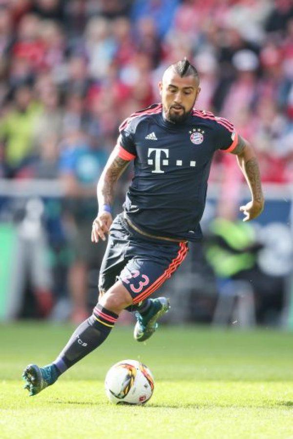 El hombre del Bayern Múnich tiene un costo de 42 millones de euros Foto:Getty Images