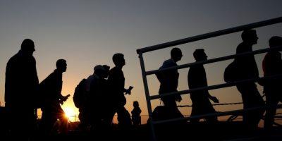 Los principales países a los que llegan son: Foto:Getty Images