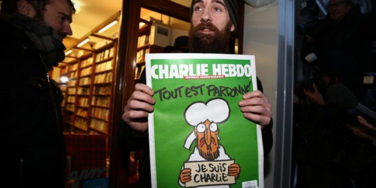 Esto lo llevaron celebridades, hubo homenajes… Foto:vía AFP