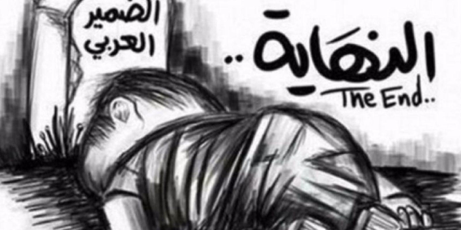 Aylan Kurdi fue un niño inmigrante que murió ahogado en las costas del Mediterráneo luego de que la embarcación en la que iba con su familia naufragara. Foto:vía Twitter